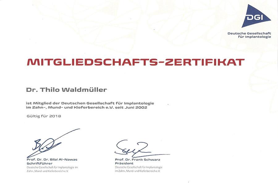Zahnärztliche Gemeinschaftspraxis Waldmüller